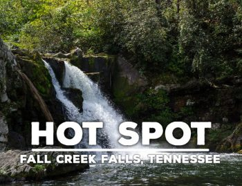 Hot Spot Blog - Fall Creek Falls